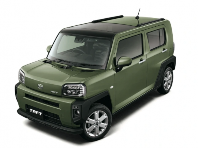 タフト Gターボ 2WD CVT